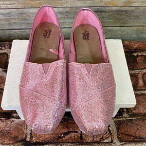 Faded Glory Pink Slippers